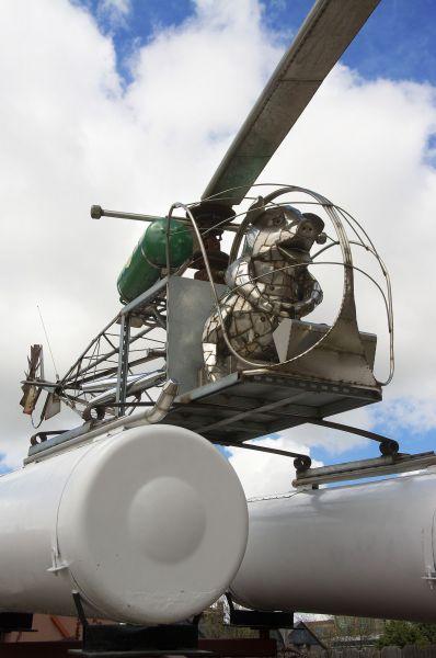 When Pigs Fly Pork Chopper Sculpturewalk Sioux Falls
